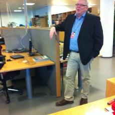 Päätoimittaja Jukka Rönkä